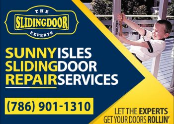 Sunny Isles Beach Sliding Glass Door Repair Services