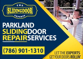 Parkland Sliding Glass Door Repair Services