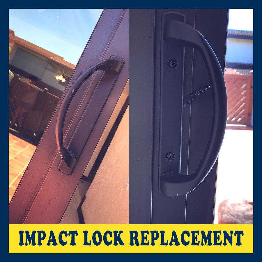 Impact Lock Replacement