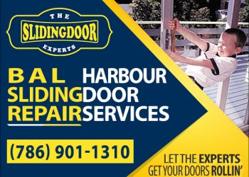 Bal Harbour Sliding Glass Door Repair Services