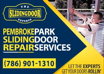 Pembroke Park Sliding Glass Door Repair Services