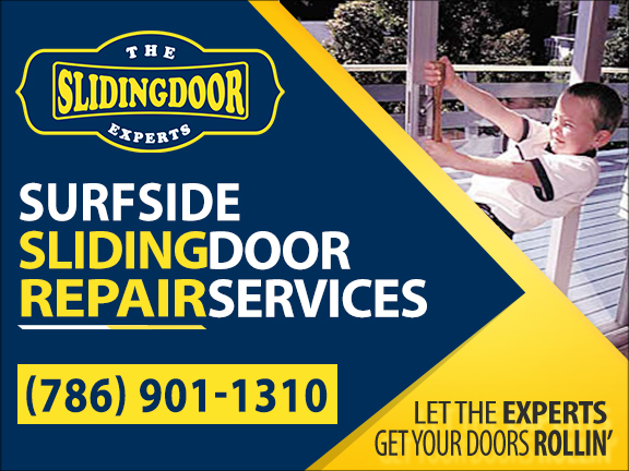 Surfside Sliding Glass Door Repair Services