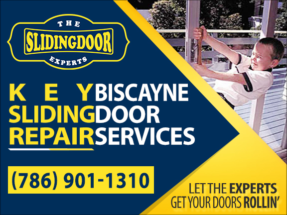 Key Biscayne Sliding Glass Door Repair Services