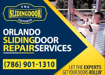 Orlando Sliding Glass Door Repair Services
