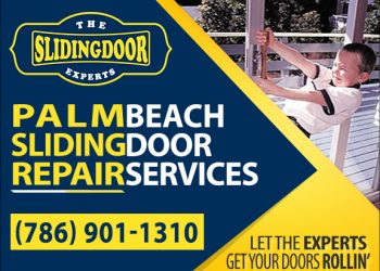 Palm Beach Sliding Glass Door Repair Services