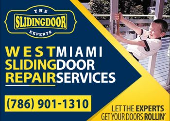 West Miami Sliding Glass Door Repair Services