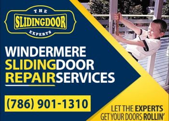 Windermere Sliding Glass Door Repair Services