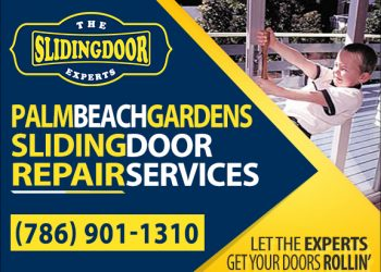 Palm Beach Gardens Sliding Glass Door Repair Services