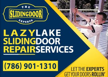 Lazy Lake Sliding Glass Door Repair Services