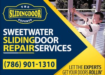 Sweetwater Sliding Glass Door Repair Services