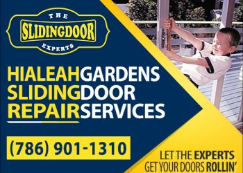 Hialeah Gardens Sliding Glass Door Repair Services