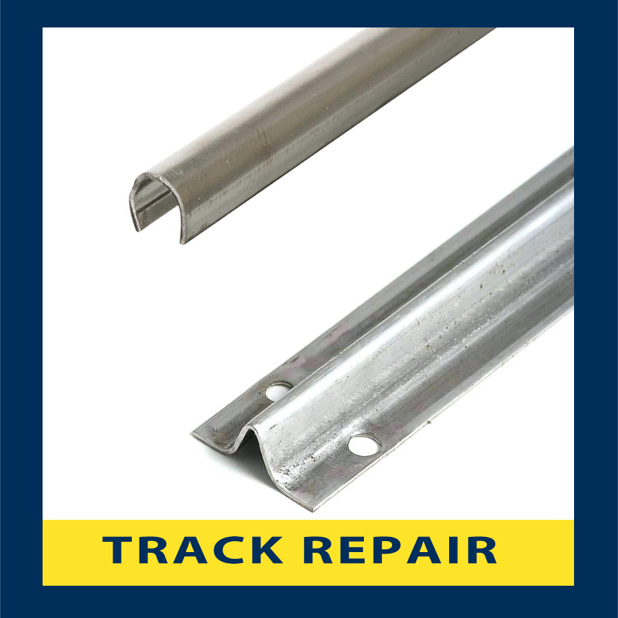 Sliding Glass Door Track Repair Amp Replacement The