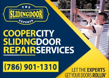 Cooper City Sliding Glass Door Repair Services