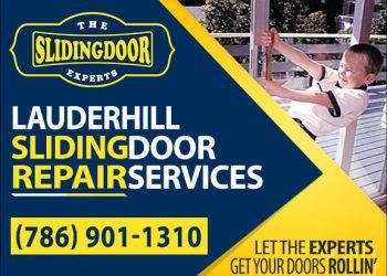 Lauderhill Sliding Glass Door Repair Services